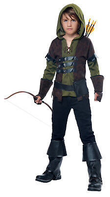 Robin Hood Child Costume Boys Prince of - Kids Robin Hood Costumes