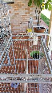Parrot cage Middle Ridge Toowoomba City Preview