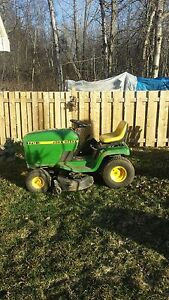 1997 John Deer Tractor for sale