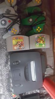 Wanted: Nintendo 64