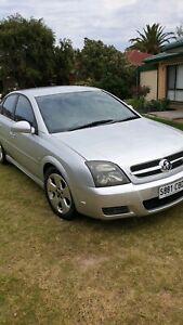 Holden vectra v6 cdxi 2003 auto silver