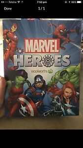 Marvel heros swap and trade Redcliffe Belmont Area Preview