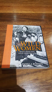 Wild Women Book Brunswick Moreland Area Preview