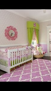 Baby cribs furniture