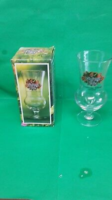 Rainforest Cafe Anaheim Glass Down Town Disneyland Collectible New Box