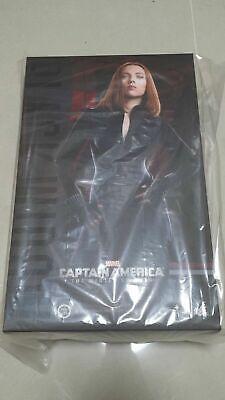 Hot Toys MMS 239 Captain America 2 Black Widow Scarlett Johansson