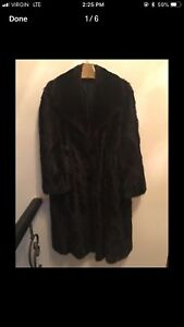 Mink coat like new condition