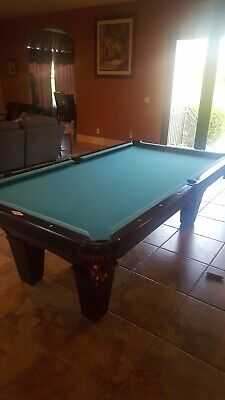 Peachy Tables Brunswick Slate Pool Table Download Free Architecture Designs Scobabritishbridgeorg