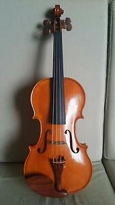 Violin by Sydney instrument maker Justin White Hornsby Hornsby Area Preview