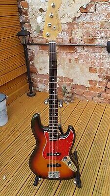 1962 Fender Jazz Bass Re Issue Stack Knob comprar usado  Enviando para Brazil