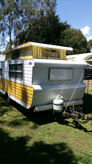 1979 Vicount Pop-top Caravan