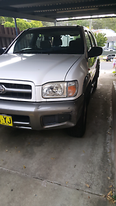1999 nissan Pathfinder Waratah Newcastle Area Preview