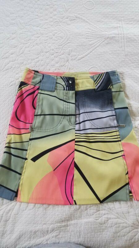 Jamie Sadock NY Golf/Tennis Skirt/Shorts Under/Womens SZ 0/EUC