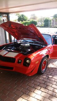 Chevrolet camaro z28 78 in great condition has had a lot of money Annerley Brisbane South West Preview