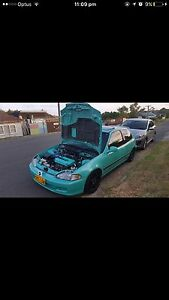Honda Civic eg Hurstville Hurstville Area Preview
