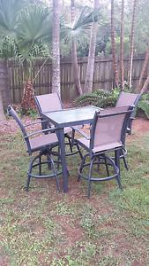 Outdoor Bar Setting (original cost $1700) Palmwoods Maroochydore Area Preview