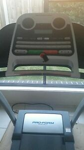 Pro-form treadmill for sale Rangeville Toowoomba City Preview