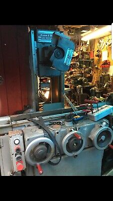 Brown And Sharp Surface Grinder 618 Micromaster For Parts. Wht Part Do You Need