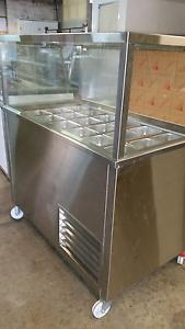 Sandwich pizza prep fridge fridge Commercial Kitchen Catering Coburg North Moreland Area Preview