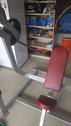 Shoulder press Wallan Mitchell Area Preview