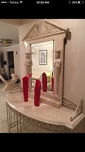 BEAUTIFUL HALL TABLE WITH MIRROR IN GREAT CONDITION Brisbane City Brisbane North West Preview