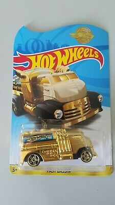 2020 Hot Wheels Fast Gassin gold meijer exclusive error