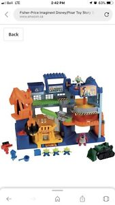 Fisher-Price Imaginext Toy Story 3 - Tri-County Landfill