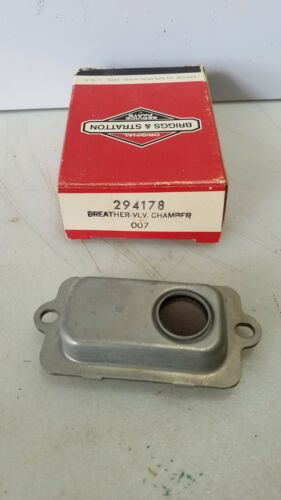 Briggs & Stratton Breather Assembly 294178 - OEM Packaging - NEW - BS1C2