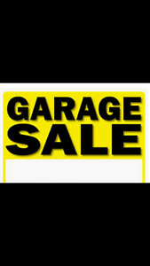 Huge Garage Sale Saturday 7th dec Jane St Smithfield 9am till 2.30 pm