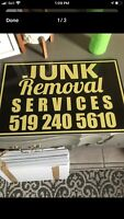 Guelphs best Junk Removal Service