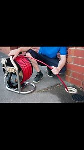 BLOCKED DRAINS CLEARED FROM$49* CCTV CAMERA AVAILABLE Parramatta Parramatta Area Preview