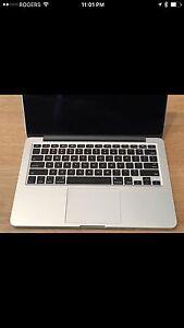 """2015 MacBook Pro 13 """" i5 8 GB RAM,  2.9 GHz 128 SSD"""