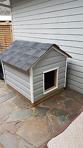 Insulated Dog Houses ( By Maetche Construction) Edmonton Edmonton Area image 2