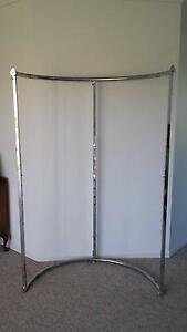 4 x Half Circle Metal Clothing Racks Deception Bay Caboolture Area Preview