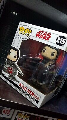 Star Wars Kylo Ren With Tie Fighter Funko Pop