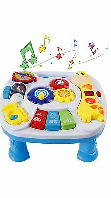 YESY Baby Musical Educational Activity Table Toy, Baby Shower Gift ,New Fun