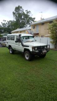 Toyota LandCruiser Troopy Mooroobool Cairns City Preview