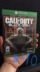 Call of duty black ops 3 (BO3) sur Xbox one