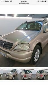 2001 Mercedes ML430 LUXURY 7seater V8 With Rwc Tullamarine Hume Area Preview