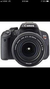 ATTENTION; if you bought a Canon Rebel T5i  camera on Kijiji