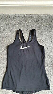 Nike Pro Black Vest M Women