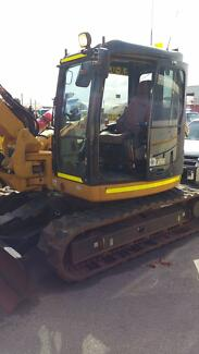 CAT Caterpillar 308D CR Hydraulic Excavator Sydney City Inner Sydney Preview