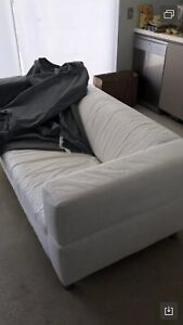 Couch double (sofa) used