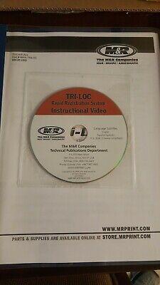 Mr Tri Loc Triloc Manual Cd Free Shipping