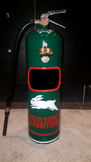 South Sydney Rabbitohs bottle cap catcher
