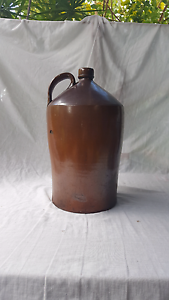 1880's Clay Demijohn Gosnells Gosnells Area Preview