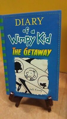 Diary Of A Wimpy Kid  The Getaway By Jeff Kinney  Fc5 2 B