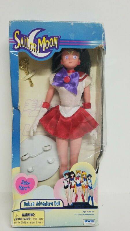 2000 Sailor Moon 11.5