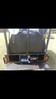 Tradesman trailer 6x4