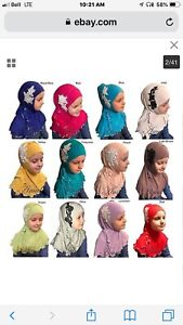 Hijabs and scarfs Available